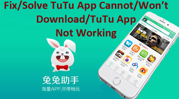TuTu App Won't Download or Cannot Download Tutu Apk
