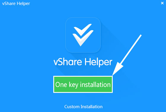 Vshare for iOS 10.0.1 install