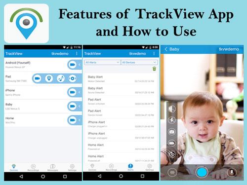 Hide Trackview App Icon
