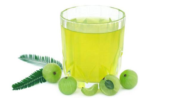 Amla Juice For Hair Loss