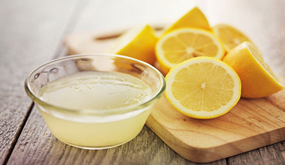 Lemon to get rid of Blackheads on Nose Naturally